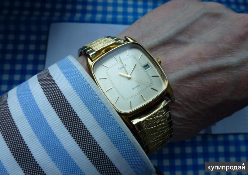 Наручные мужcкие часы Timex (Великобритания)