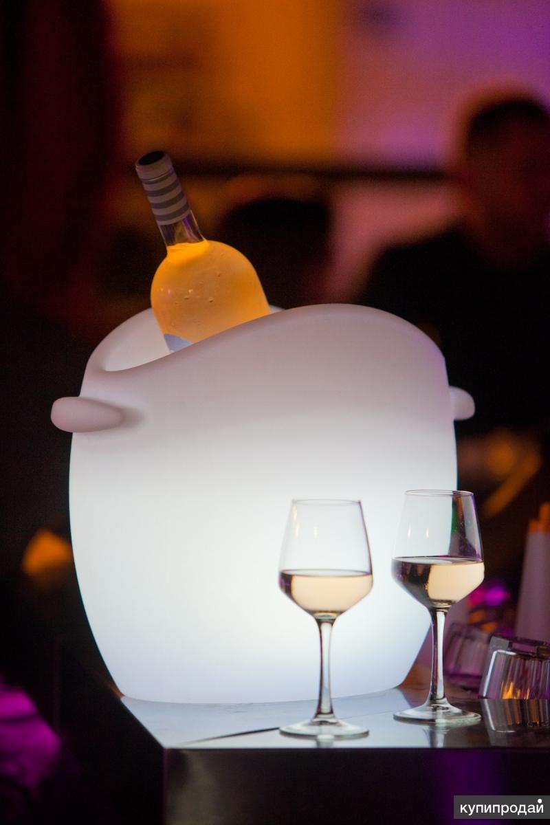 беспроводной  дизайнерский многофункциональный  светильник Fresh