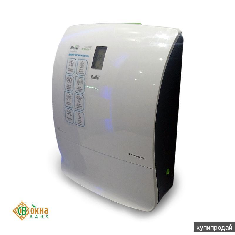 Приточный очиститель воздуха BALLU AirMaster BMAC-200/BASE