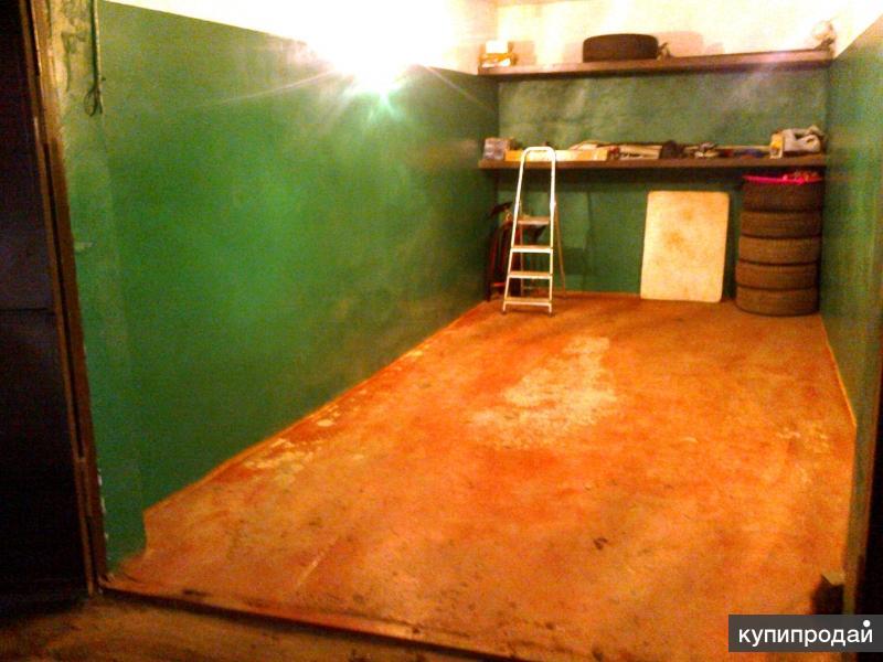Сдаю удобный гараж .