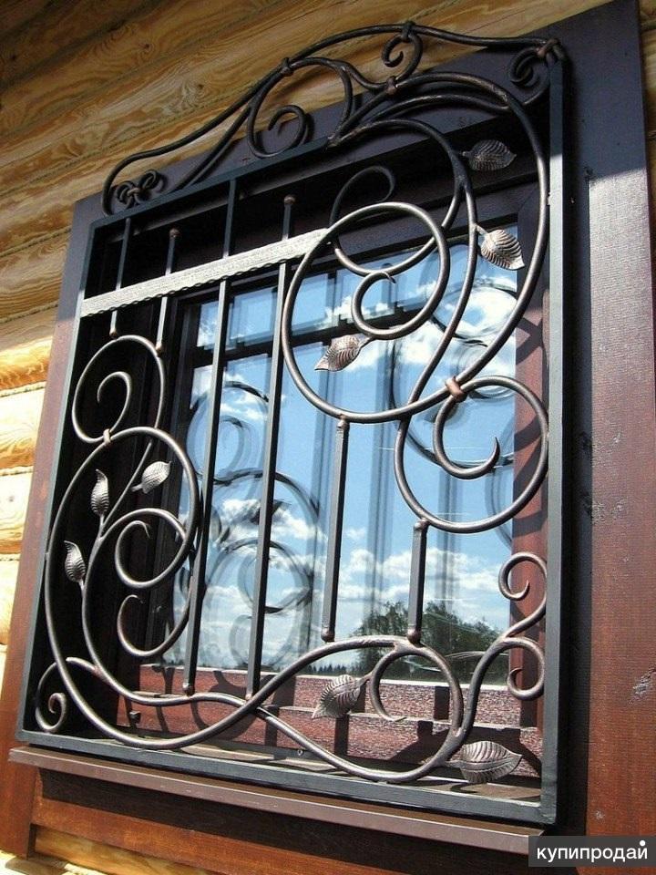 Надёжные металлические решетки и ставни