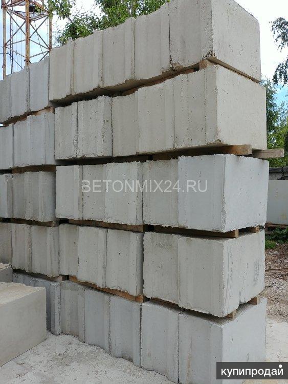 Блоки фундамента - ФБС 9-4-6