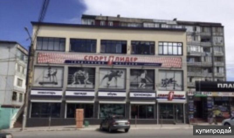 Продаётся здание 400 кВ.м.