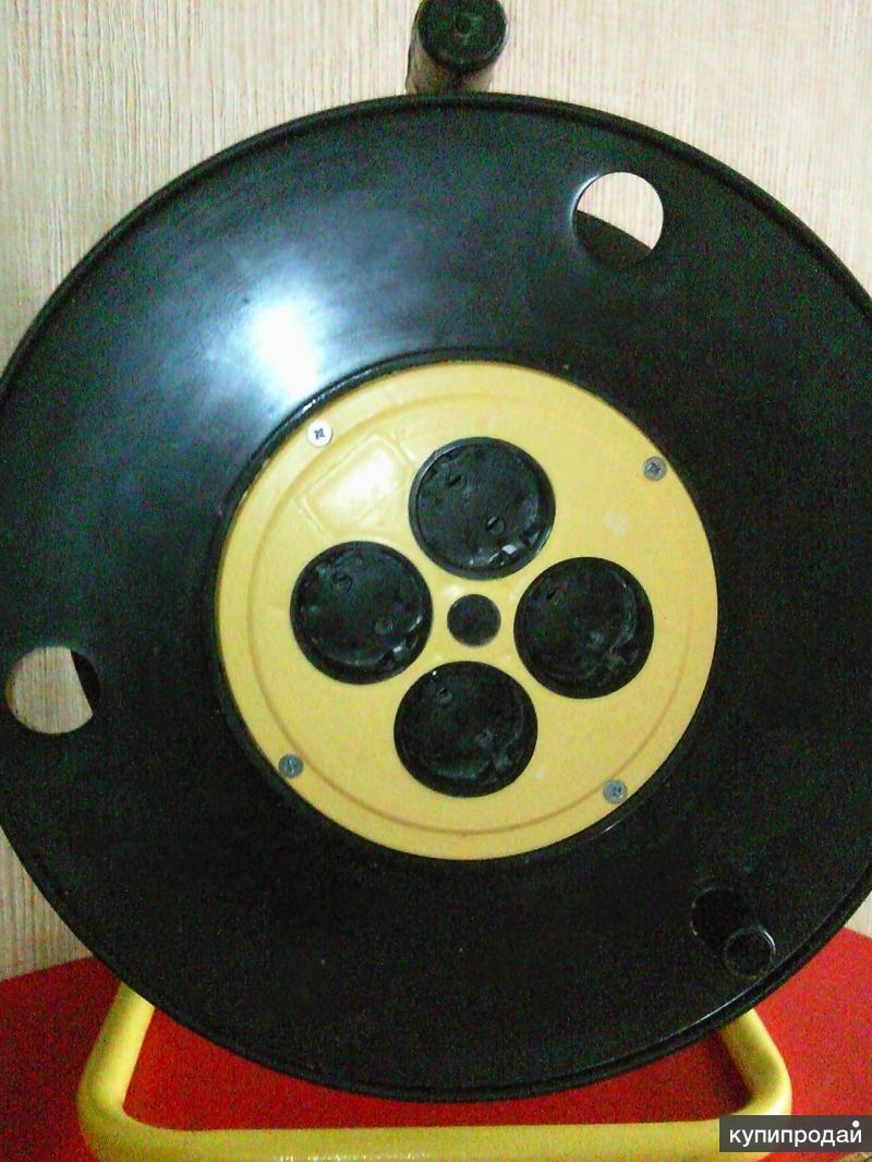 Катушка для удлинителя пластик (без провода)