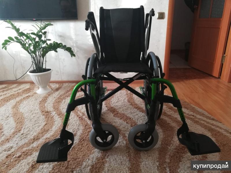 Кресло-коляска инвалидная breezy 300 LY-710-300