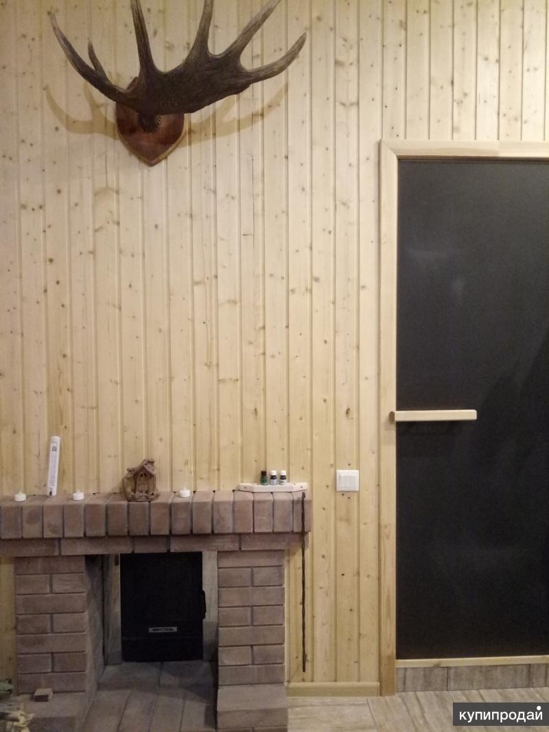 БАНЬКА на Персиковой в Дубовом