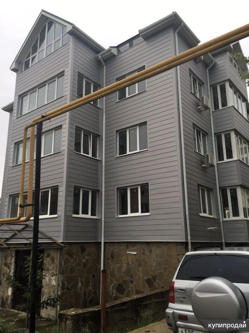 Продам 1-к квартира, 26 м2, 2/5 эт. в Адлере (Курортный городок)