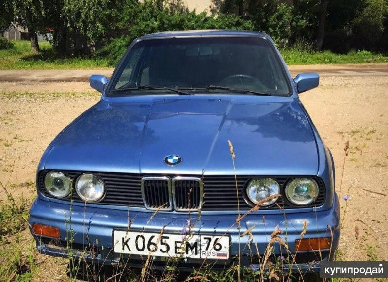 BMW 3er, 1985 продам
