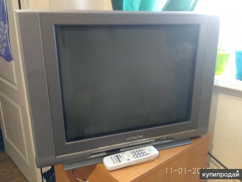 Продам цветной телевизор HITAHCI,