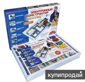 """Электронный конструктор """"320 схем"""""""