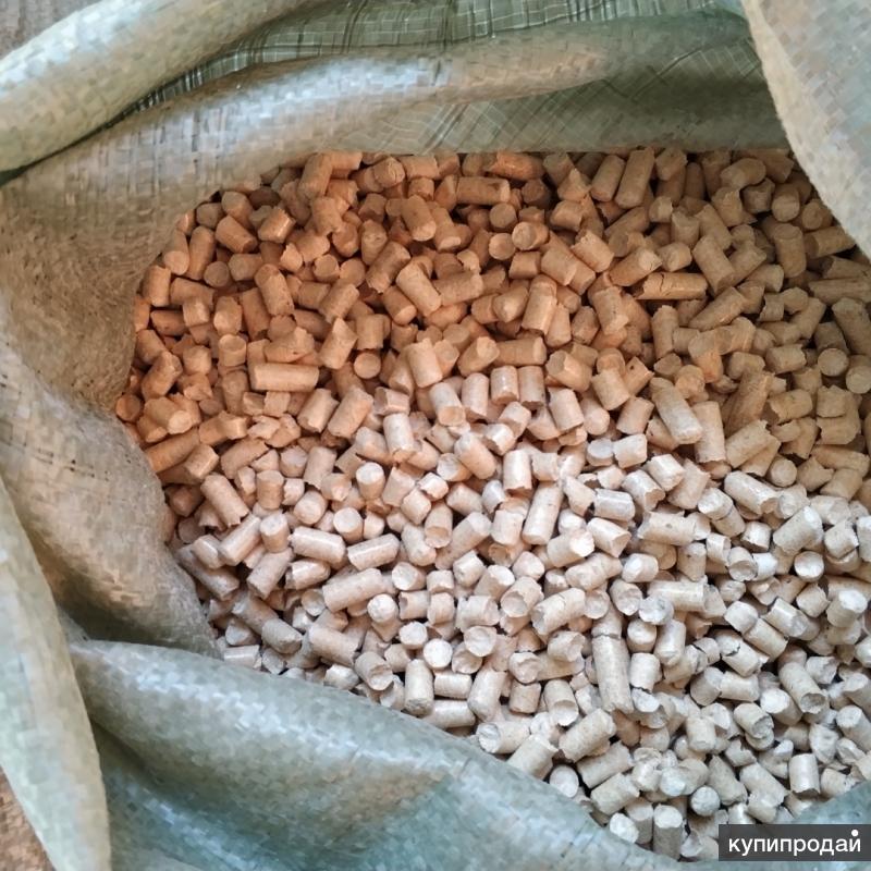Продажа пеллет, брикетов и дров по низким ценам МО Бронницы