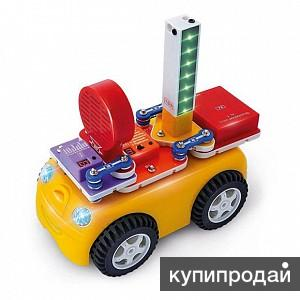 "Конструктор р/у ""Умная машина"" (на бат.), 30 деталей"