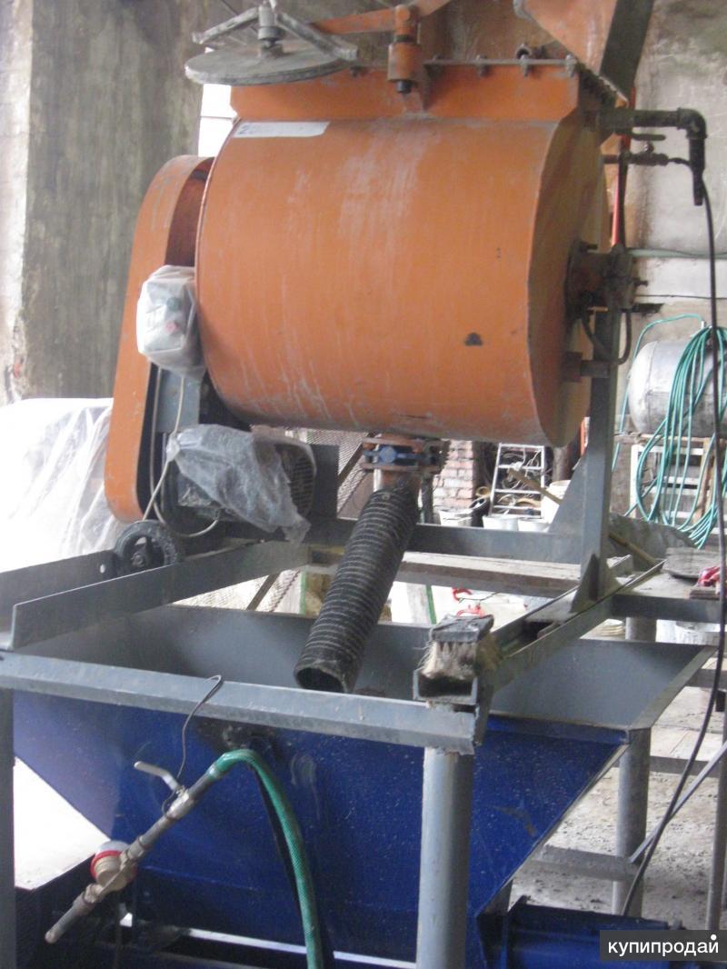 Продаю оборудование для производства пеноблоков