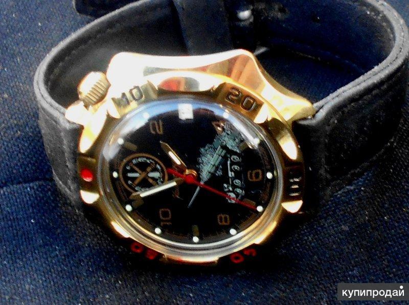 Часы Восток Командирские новые