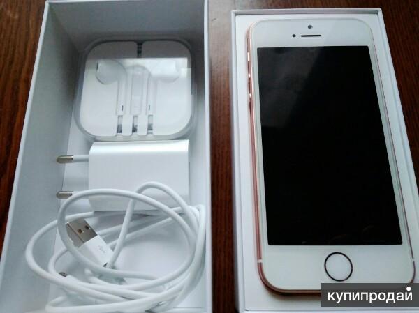 Продаю Apple iPhone SE 32Gb