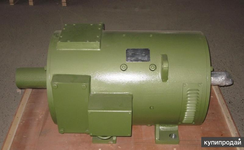 Электродвигатель ДПЭ-52  У2 с двумя концами вала