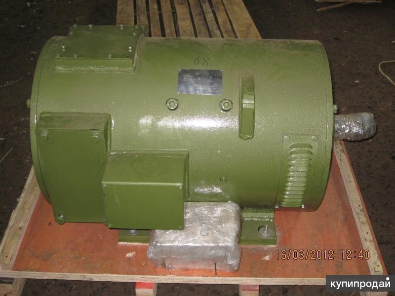Электродвигатель ДПЭ-52 У2 с одним концом вала