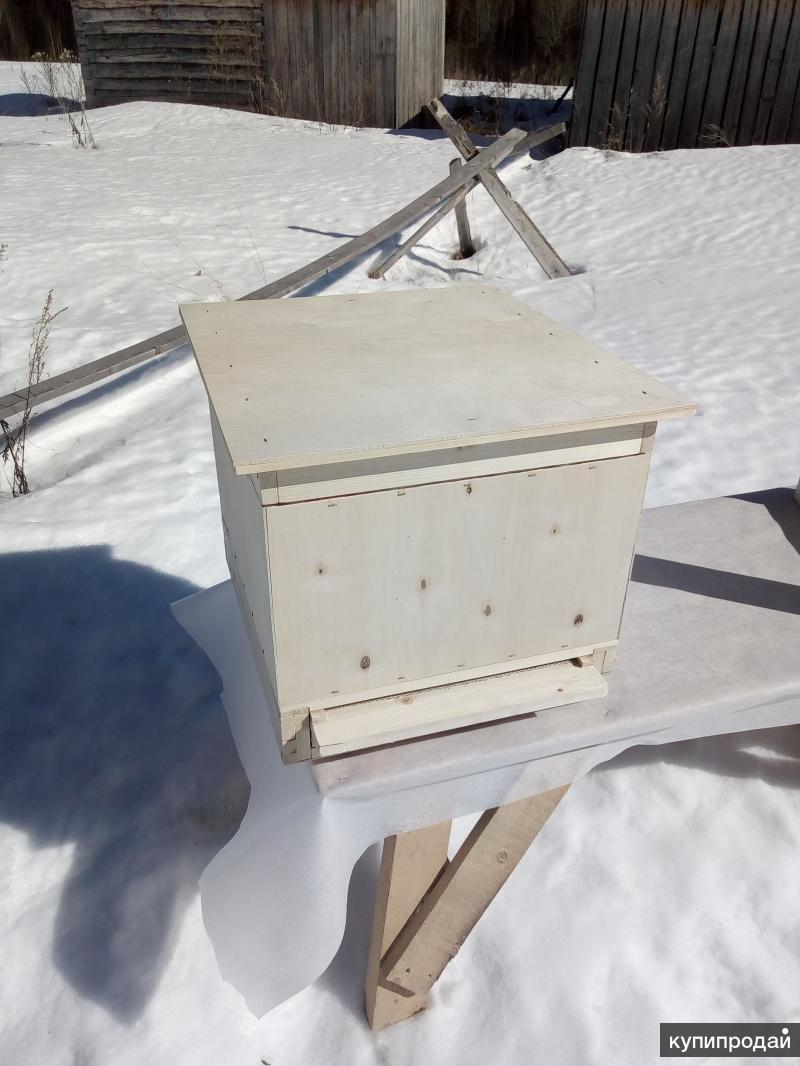 Продам каркасные ульи для пчел