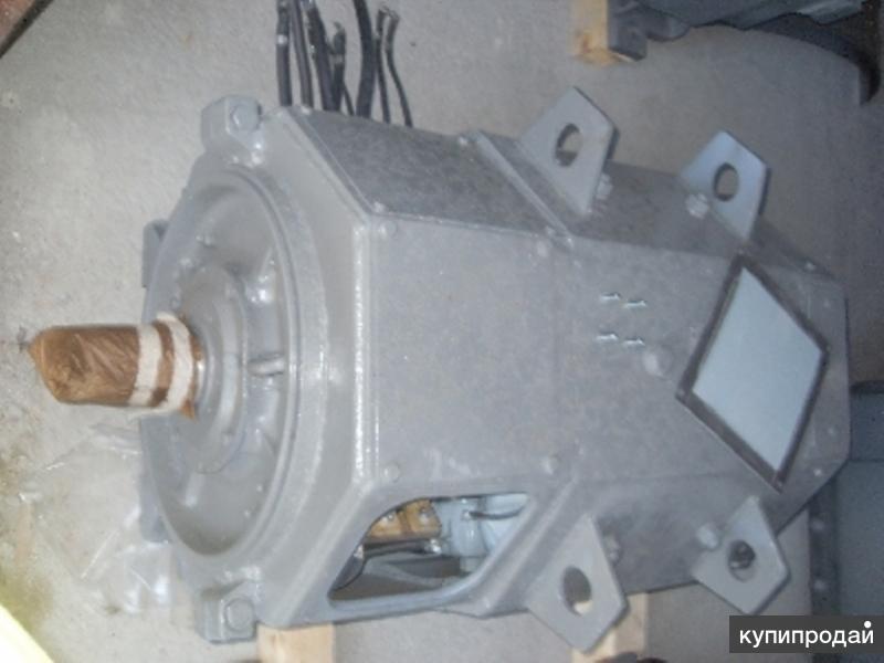 Электродвигатель ДЭ-812  с одним концом вала