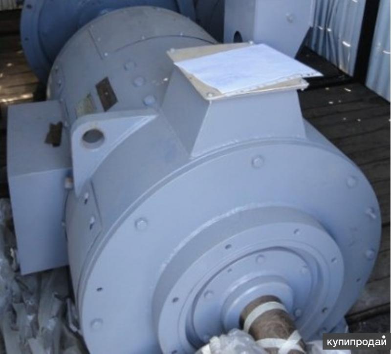 Электродвигатель МПЭ-200
