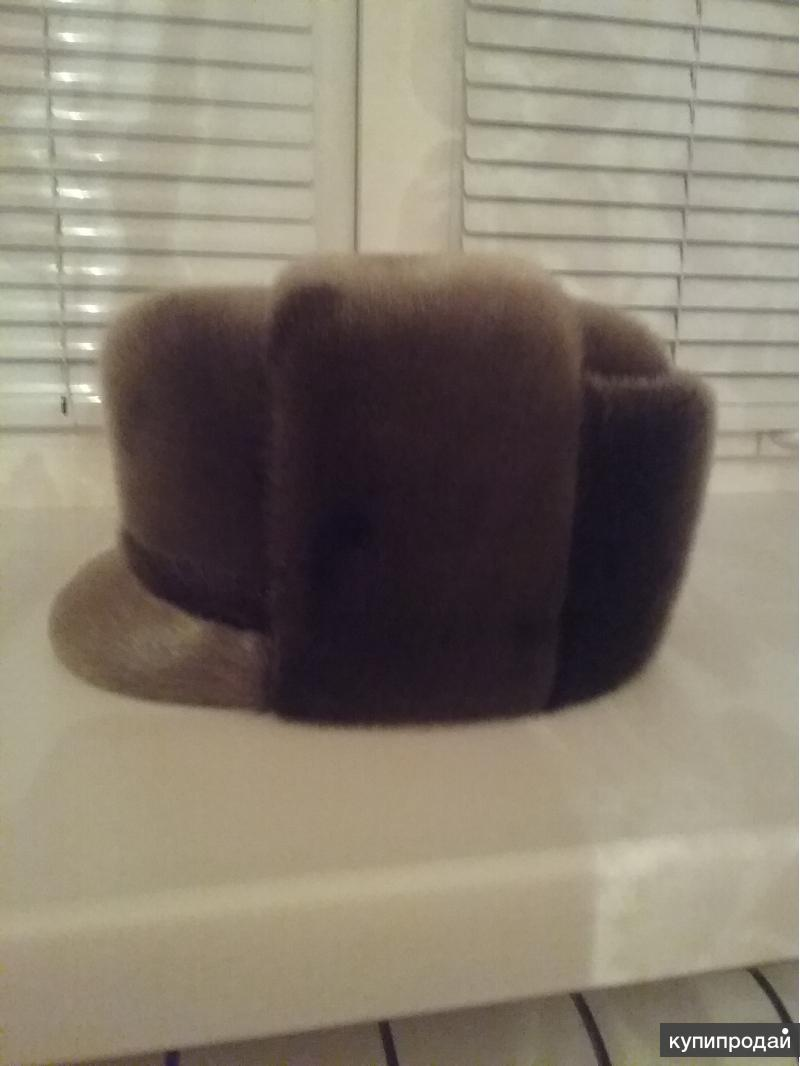Продаю шапку муж.