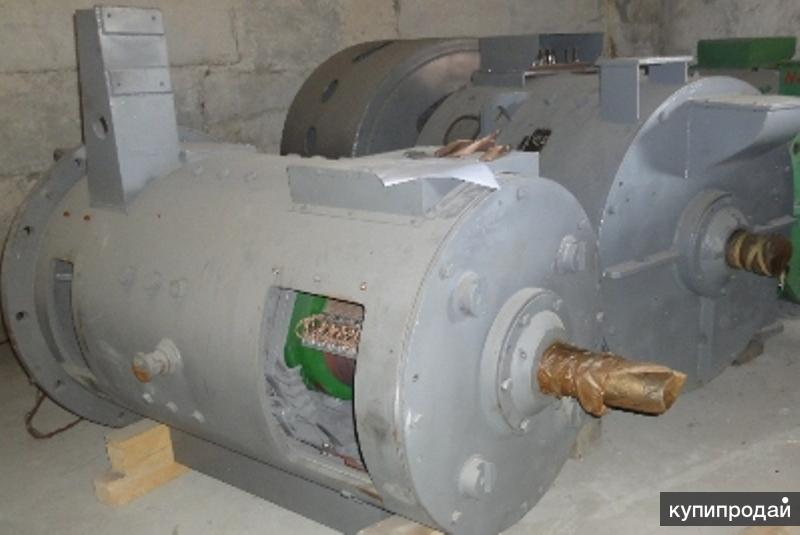 Электродвигатель МПВЭ-400