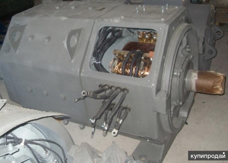 Электродвигатель ДЭ-818 исполнение IM-1003 с одним концом вала
