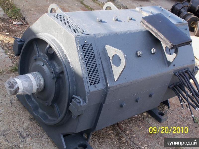 Электродвигатель ДЭ-816 исполнение IM 1004
