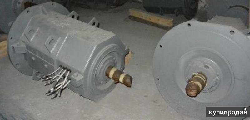 Электродвигатель ДЭВ-816 исполнение IM4014