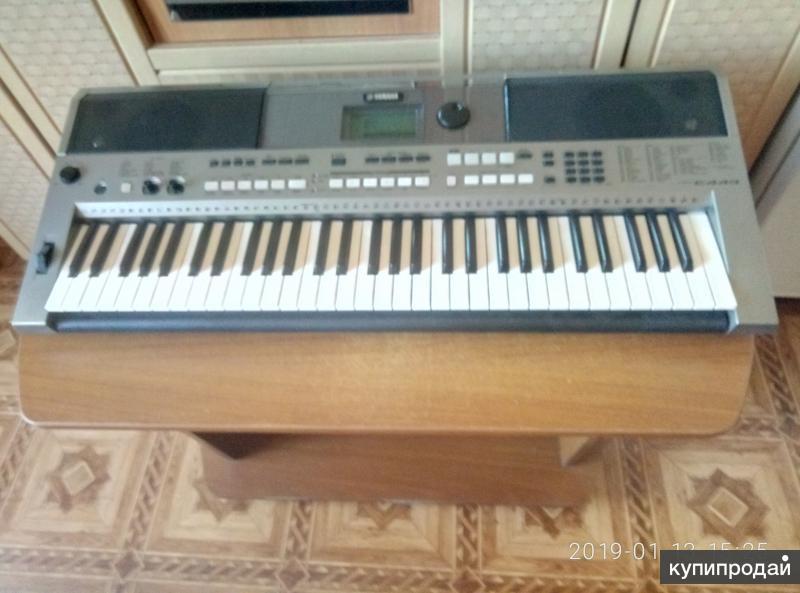Синтезатор YAMAHA PSR E 443