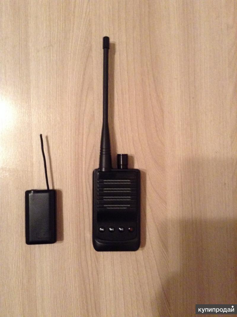CW-03/04 Micro Wireless Audio Transmitter (bug) Mi