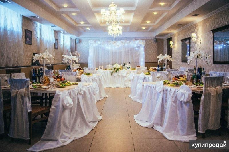 Свадьбы в Парад Парк Отель - Томск , банкетный  Зал
