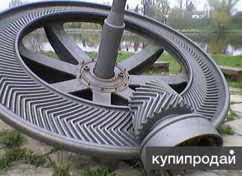 колесо зубчатое, шестерни, коническое колесо