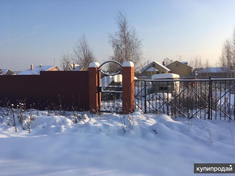 Продам участок в черте города Чехов