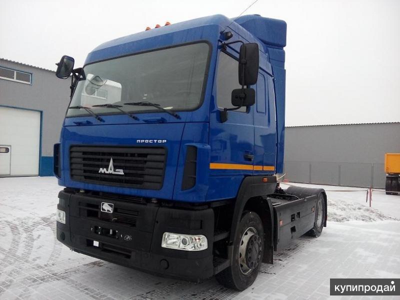 Продам седельный тягач МАЗ 420 л.с.