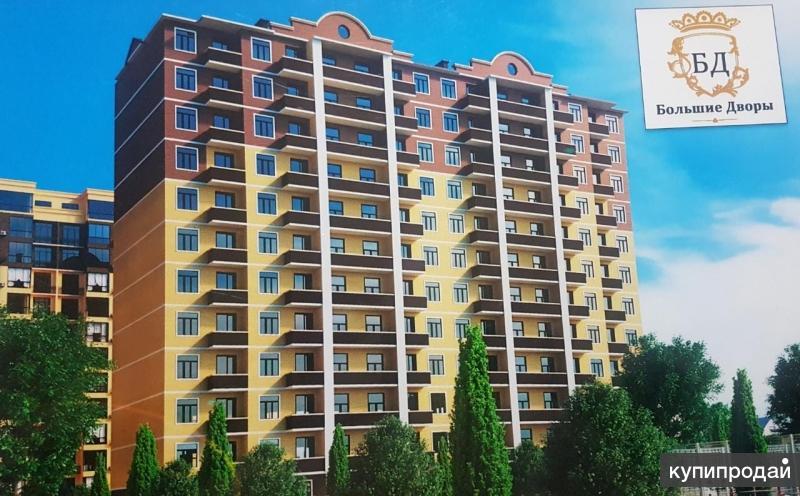 Продается 1-к квартира, 41 м2, 2/12 эт. по ул.Азизова ,застройщик