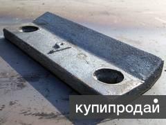 Броневая сталь 45Х2НМБА (Сталь 96), Бр3 и Бр4