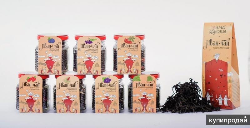 Карельский Иван-чай