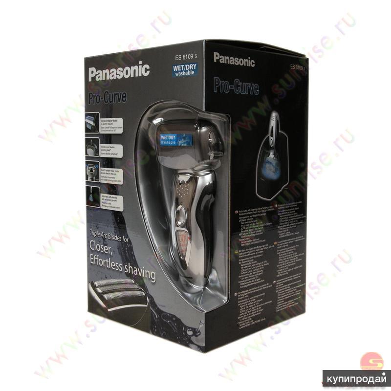 Электробритва Panasonic ES-8109. Гарантия.