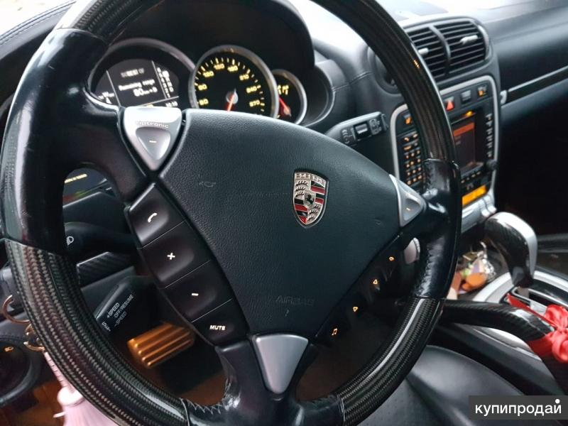Porsche Cayenne Turbo, 2008