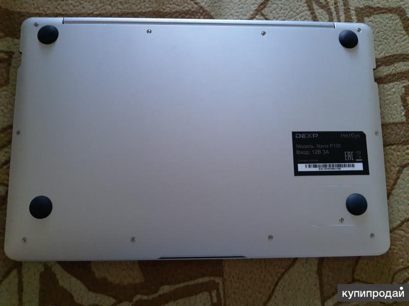 Нетбук Dexp Mavis P100