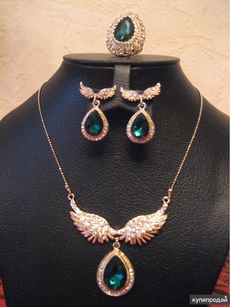 Продаю серию украшений Хюррем Султан