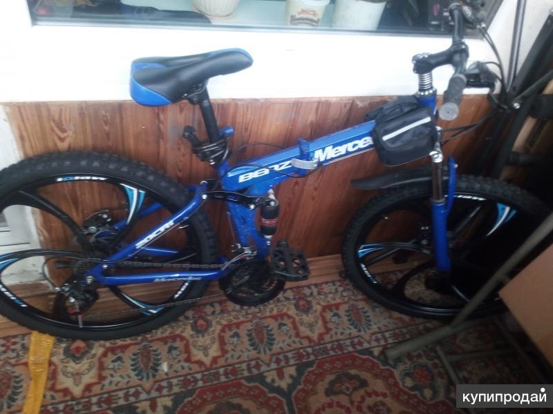 Японский велосипед Мерседес Бенз