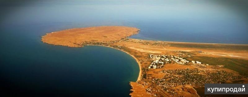 6 земельных участков на Азовском побережье Крыма