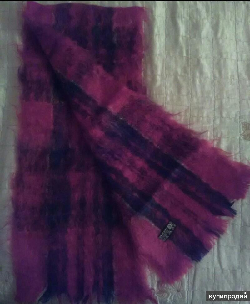 Новый мохеровый шарф, Индия