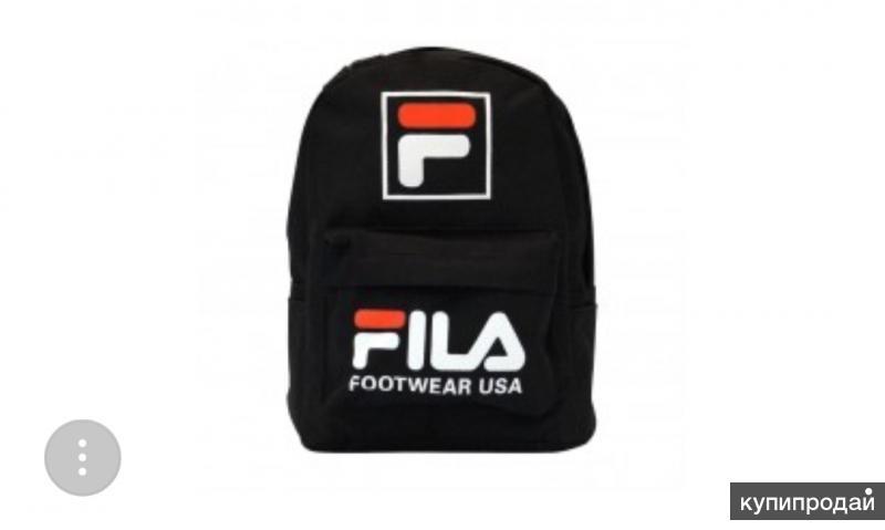 Рюкзак file black