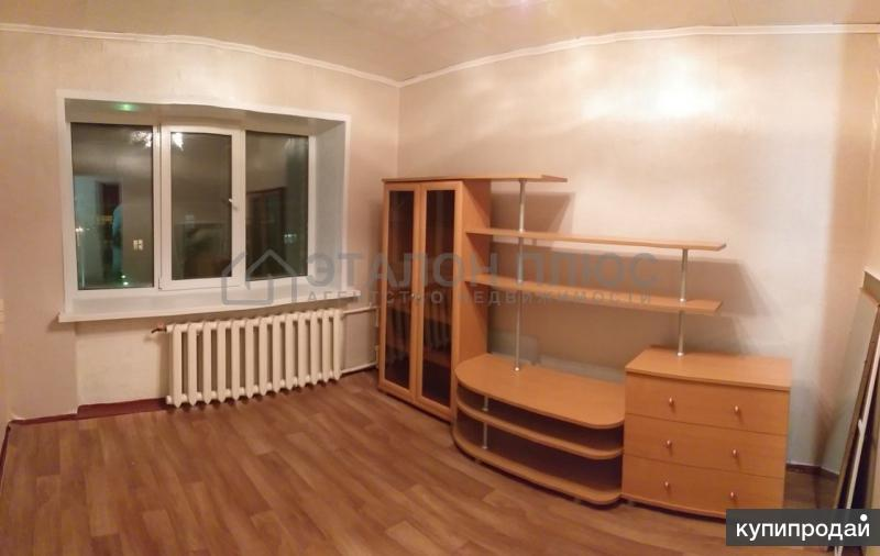 Комната в 1-к 17 м2, 5/5 эт.