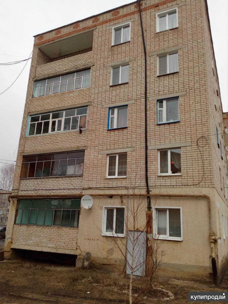 2-к квартира, 41 м2, 2/5 эт.