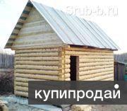 изготовление срубов домов и бани