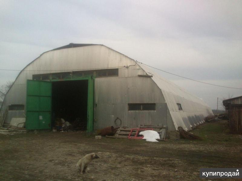 Фермерское хозяйство крупное под заказ